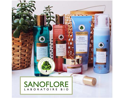 Sanoflore - BIO Kosmetik