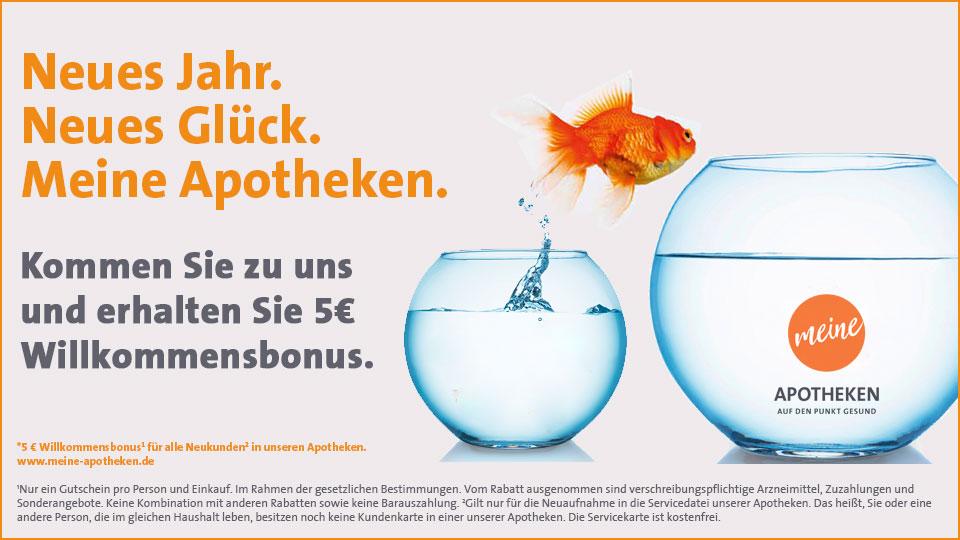 Wechseln und 5€ Willkommens-Bonus erhalten