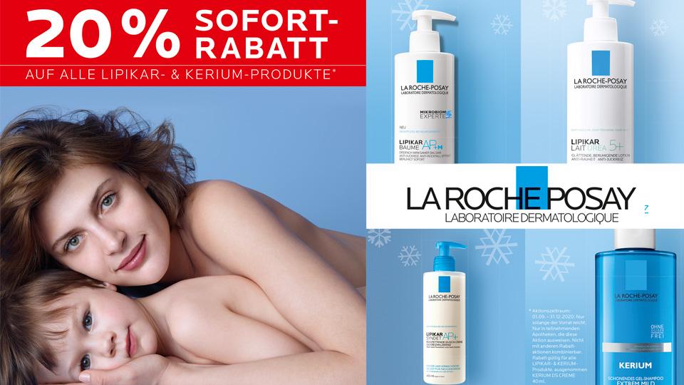 La Roche-Posay - 20% Rabatt